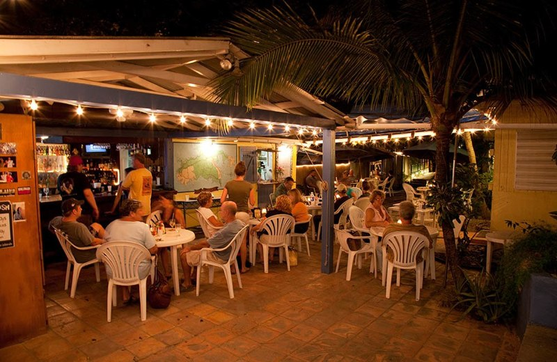 The Inn at Tamarind Court – Restaurant, Cruz Bay, St. John, U.S. Virgin Islands